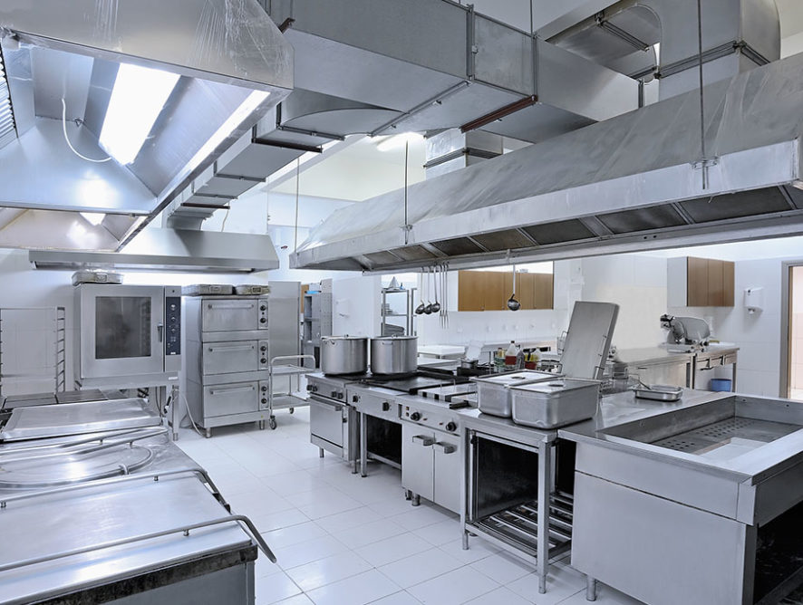 New Commercial Kitchen Installs